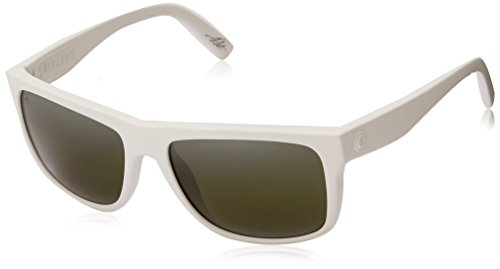 Electric Visual Swingarm Alpine White/OHM Grey - Ohm Sunglasses Electric