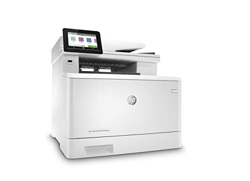 HP Color LaserJet Pro Multifunction M479fdw Wireless Laser Printer with One-Year, Next-Business Day, Onsite Warranty (W1A80A) (Printer Network Hp)