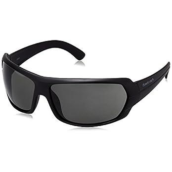 Fastrack Men Plastic UV Protected Sunglass (P190GR2)