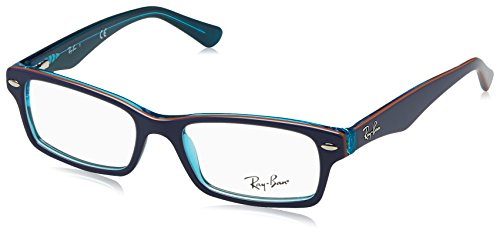 Ray Ban Junior RY1530 Eyeglasses-3587 Top Blue on Azure - Jr Sunglasses 2017