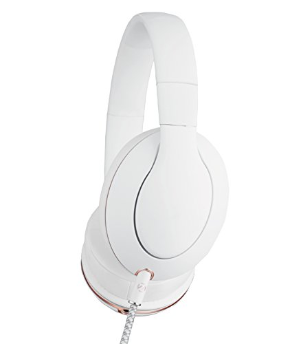 Double Zero 001 WHITE headphones
