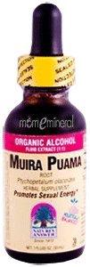 Réponse de la nature - Muira Puama Root alcool bio - 1 oz.