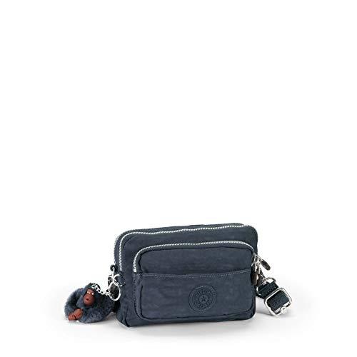 Kipling Multiple, Women's Shoulder Bag, Blau (True Blue), One Size