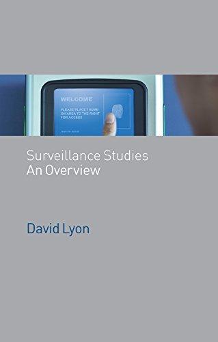 Surveillance Studies: An Overview