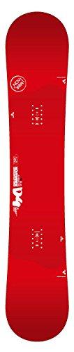 18-19 NOVEMBER SNOWBOARDS ノベンバー スノーボード D FOUR D4 ディーフォー フォローズ限定 RED ノーベンバー グラトリ 板 B009QSMQEK 限定_RED|150cm 150cm 限定_RED
