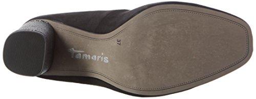 Tamaris 24406, Zapatos de Tacón para Mujer Negro (BLACK 001)