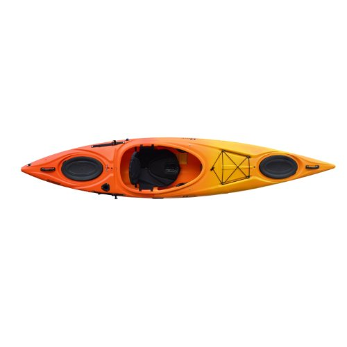 Riot-Kayaks-Enduro-12-HV-Flatwater-Day-Touring-Kayak-YellowOrange-12-Feet