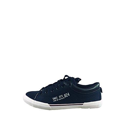 Blu EU Refresh 44 Uomo Size Sneaker nTFpx8w41q