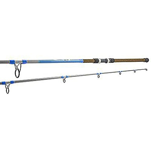 Hurricane Reel - Hurricane Bluefin Spinning Surf Rod, 12-Feet