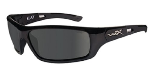 Wiley X Black Ops Slay Sunglasses Replacement Lenses - LENSES ONLY - Slay Sunglasses