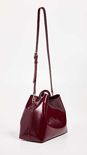 Mirror Raisin Elleme Bag Burgundy Women's z0wx1gqR8