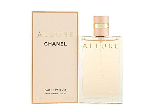 (CHȂNEL Allure Eau De Parfum Spray For Women 1.7 FL)