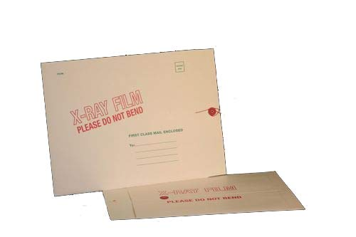(X-Ray Film Mailers - String & Button, 11