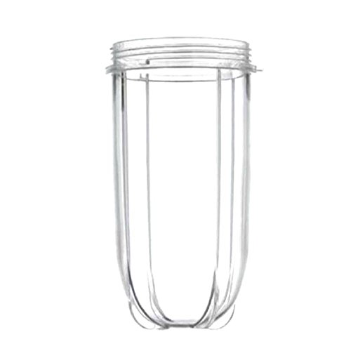 Magic Bullet 16oz Cup Replacement – Large Accessory Cup Part Compatible with Original Magic Bullet Blender (1, Cup)