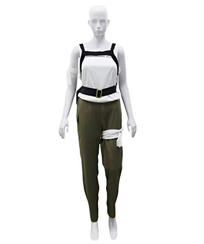 Adult Women's Costume for Cosplay New Tomb Raider Lara Croft HC-1033 ()