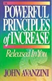 Powerful Principles of Increase, John F. Avanzini, 0892745797