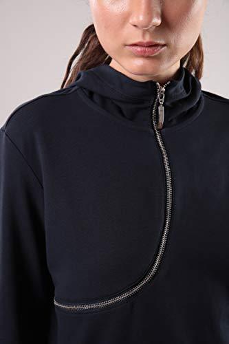 en Fred molletonn Shirt Sweat Curve Coton Perry wqqIr7
