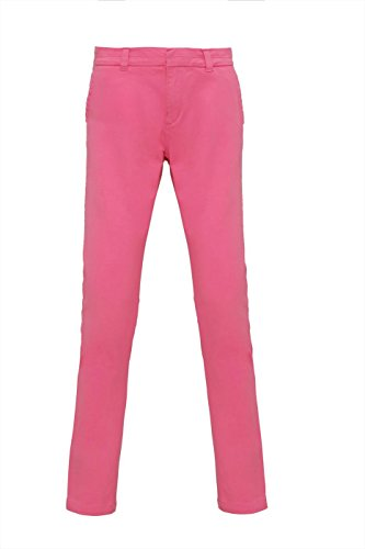 Asquith Pink amp; L Fox Pantaloni Donna Rosa wwvr4