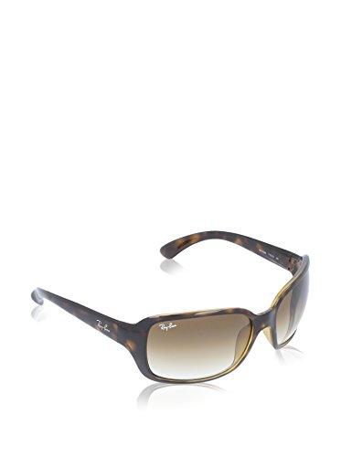Ray-Ban RB4068 Sunglasses Light Havana/Crystal Brown Fade, One - 4068 Ban Ray