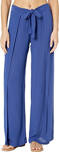 Becca by Rebecca Virtue Women's Modern Muse Pant Blue Topaz Small ()