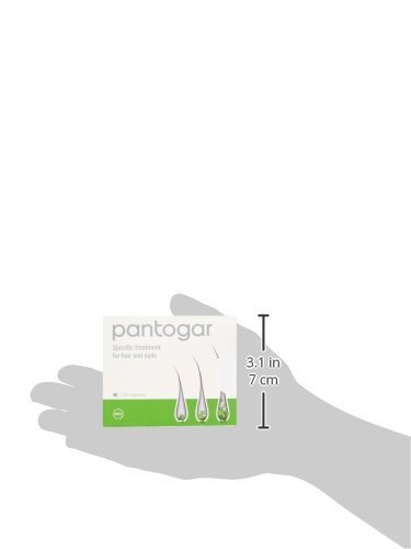 Pantogar for Hair Loss (90 Capsule Box)