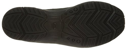 Easy Spirit Mujeres Traveltime Zueco Zapatos De Mujer Negro Gamuza Talla 8.5