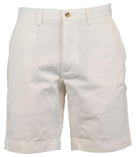Polo Ralph Lauren Flat Front Chino Short (40, Bright - Lauren Mens Ralph Polo Shorts