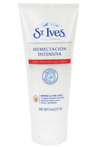 Ives Mineral Therapy - St. Ives Restoring Hand Cream, Fast Absorbing & Non Greasy, Mineral Therapy - 3.38 Fl Oz x Pack of 3