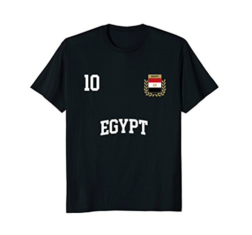 Egypt T-Shirt Egyptian Flag Soccer Team Football Shirt