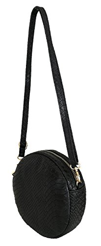 Bag Cross Black FLORENTINS ATELIERS FLORENTINS Body Women ATELIERS gn7ywyYqIT