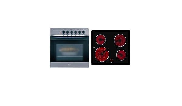 Teka Duetto 435 Inox Horno eléctrico sets de ...