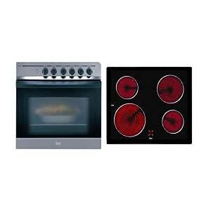 Teka Duetto 435 Inox Horno eléctrico sets de electrodoméstico de ...