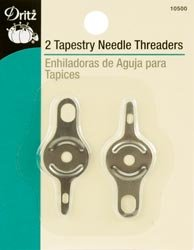 Tapestry Needle Threaders-2/Pkg Prym Consumer USA Inc. 10500