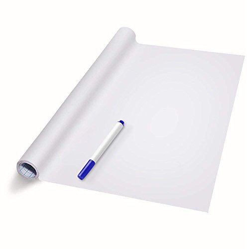 Dry Erase Whiteboard Sticker