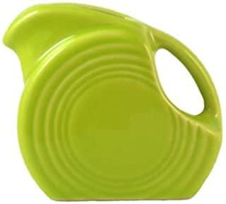product image for Fiesta 5-Ounce Mini Disk Pitcher, Lemongrass