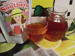 Mizuide dedicated herbal tea fruit Herb Water: Southern (slightly sweet) 20TBX3 bag set