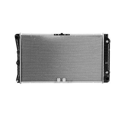 MAPM Premium Quality RADIATOR; WITHOUT ENGINE OIL COOLER by Make Auto Parts Manufacturing