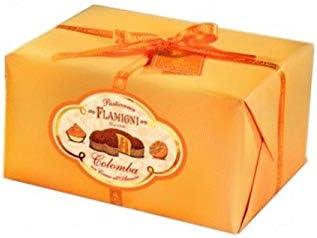 Flamigni - Colomba (Paloma) Artesanal con Crema de Naranja Calabresa 950gr: Amazon.es: Alimentación y bebidas