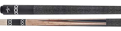 Used, Meucci Black Knight Cue (Meucci Black Knight Cue, 21 for sale  Delivered anywhere in USA
