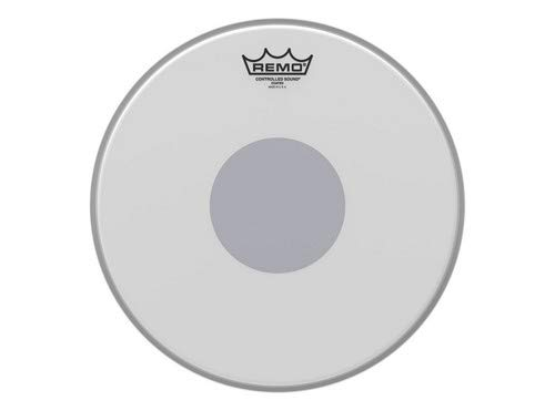 Remo Batter, CONTROLLED SOUND, Coated, 13