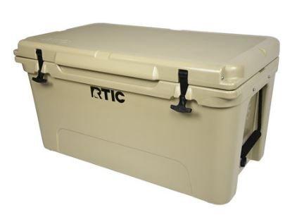 RTIC Cooler (RTIC 65 Tan)