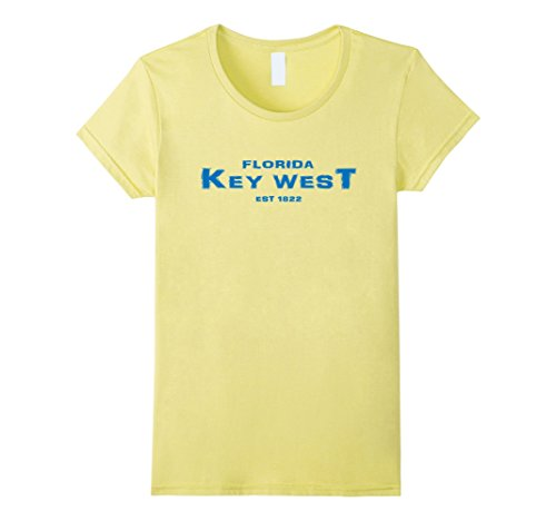 Womens Key West Florida Est 1822 Small - Key West Women