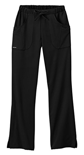 Classic Fit Collection by Jockey Women's Next Generation Elastic Drawstring Waist Scrub Pant Small Petite (Fit Collection)
