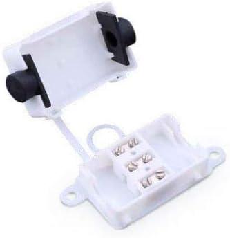 GSC Bolsa 5u Caja conexion estanca 0.5-1.5mm IP44 001105533: Amazon.es: Hogar