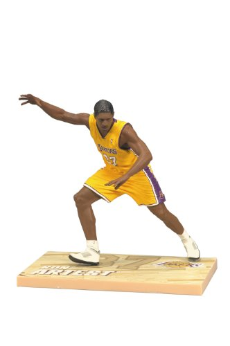 - McFarlane Toys NBA Series 18 - Ron Artest Action Figure