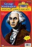 Kids George Washington Costumes Kit (George Washington Costume Kit - One Size)
