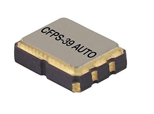 Standard Clock Oscillators 27.0MHz AEC-Q200 3.2 x 2.5 x 1.2mm , Pack of 100 (LFSPXO072157Cutt)