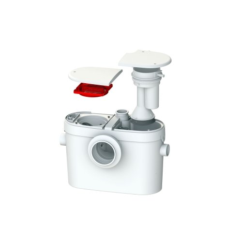 Saniflo 081 SaniAccess 2 Macerator Pump, White Finish by Saniflo