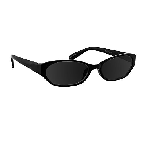 Black Reading SunGlasses _ Always have a Stylish Look & Crystal Clear Vision When You Need It! _ Comfort Spring Arms & Dura-Tight Screws _ 100% Guarantee - Sunglasses Need