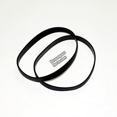 V300 Type - Panasonic Flat Type Ub8 7300 Series Uprights Belt (Pack of 2)